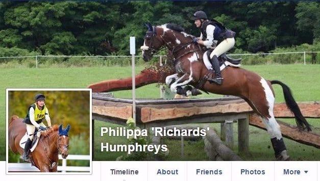 Facebook page of Philippa Humphreys.