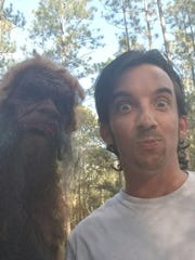 Stacy Brown's bigfoot-themed commercial was selected