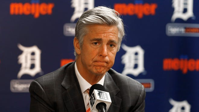 """Dave Dombrowski: """"We are happy with our starting pitching and are not in pursuit of any free-agent starting pitching."""""""
