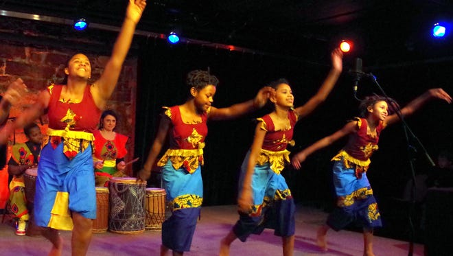 Jeh Kulu Dance and Drum Theater is among a half-dozen Vermont recipients of grants from the National Endowment for the Arts.
