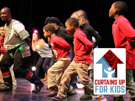 Curtains Up For Kids