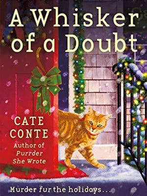 """A Whisker of a Doubt"" by Cate Conte"