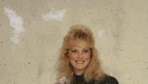 Lou Ann Cox in 1990. Nearly 15 years after her death, her murder remains unsolved.