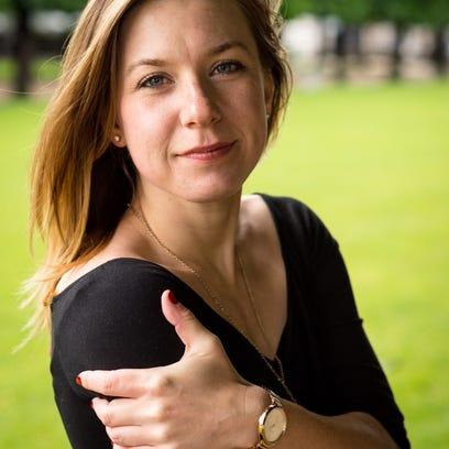 Before Zoë Dawkins, 28, began tracking her monthly