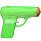 Apple replaces its pistol emoji with a lime green squirt
