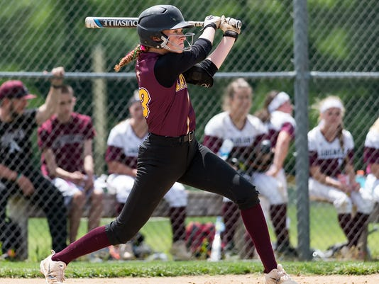WIL 0526 Milford-Appo softball