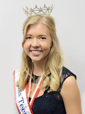 Clarksville Academy Student, Grace Pollard, daughter of Bill and Susan Pollard was Crowned Miss Teen of Tennessee 2016 last weekend in Birmingham, Alabama.