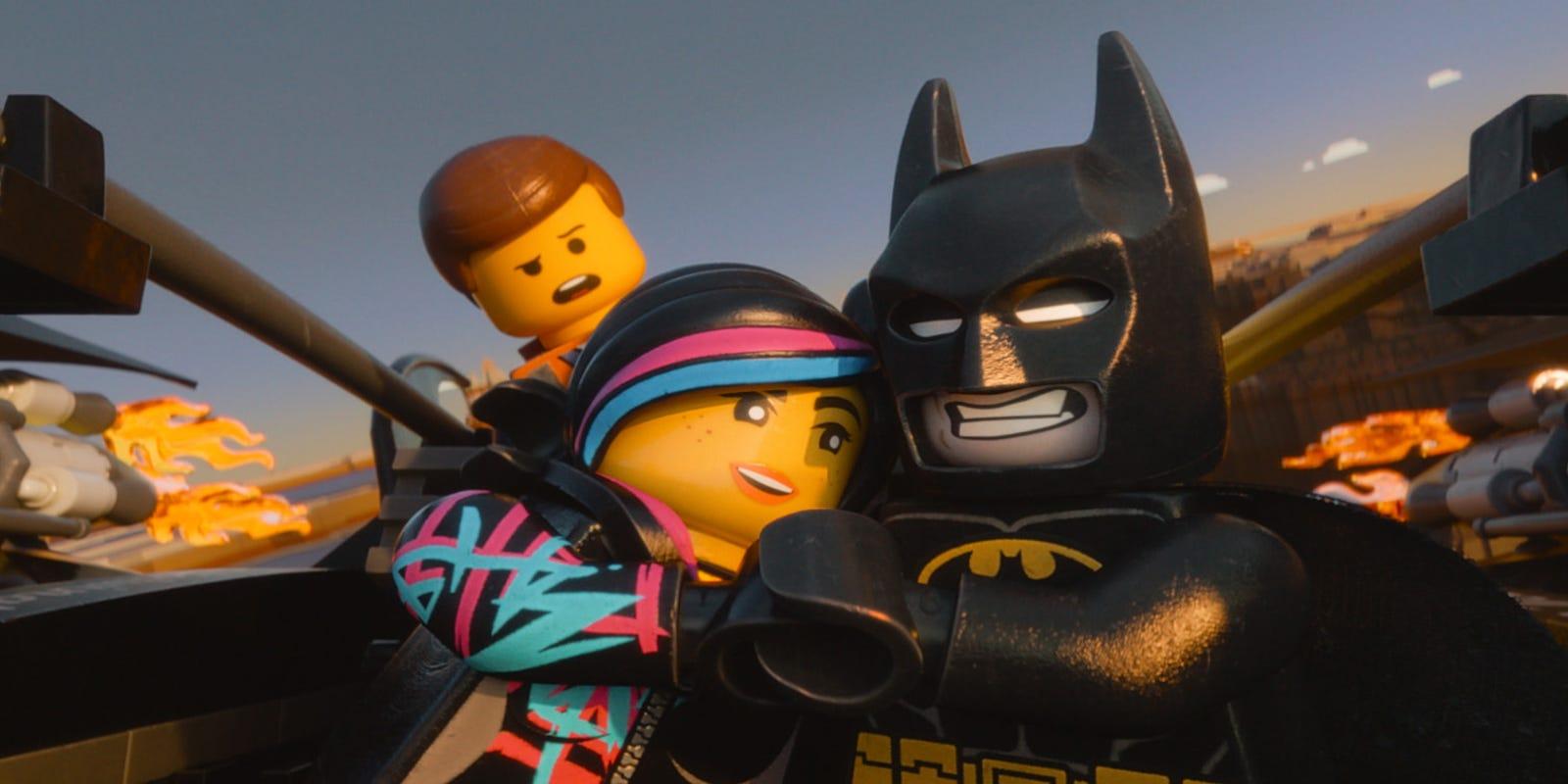 Lego Movie Filmmakers Visit Monmouth U