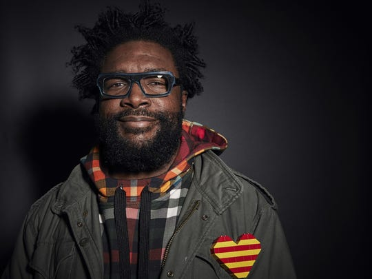"""Questlove's cookbook """"Mixtape Potluck,"""" has crowd- pleasing recipes and advice on music, food and guests."""