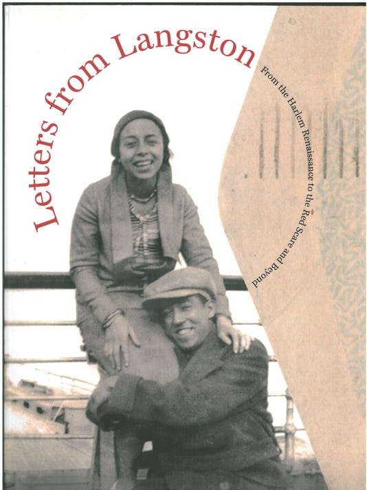 Letters from Langston Book