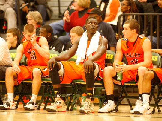 Peter Jok was a standout at West Des Moines Valley while in high school.