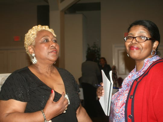 Mary Baker-Farrow and Tiffany Washington chat about the lifelong friendship she has enjoyed with Hixon.