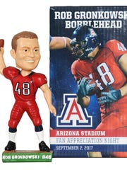 Want a Rob Gronkowski bobblehead? There's a voucher system to get one.