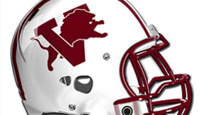 Vernon Lions athletic teams logo