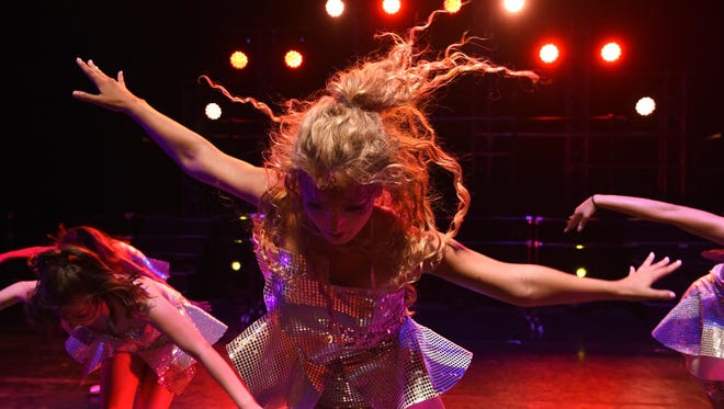 Images from A.V.A. Ballet Theater's Vortex, The Ballet That Rocks. Admission to this Artown event is free at  Robert Z. Hawkins Amphitheater at Bartley Ranch on July 13 and 14 at 8:30 pm.