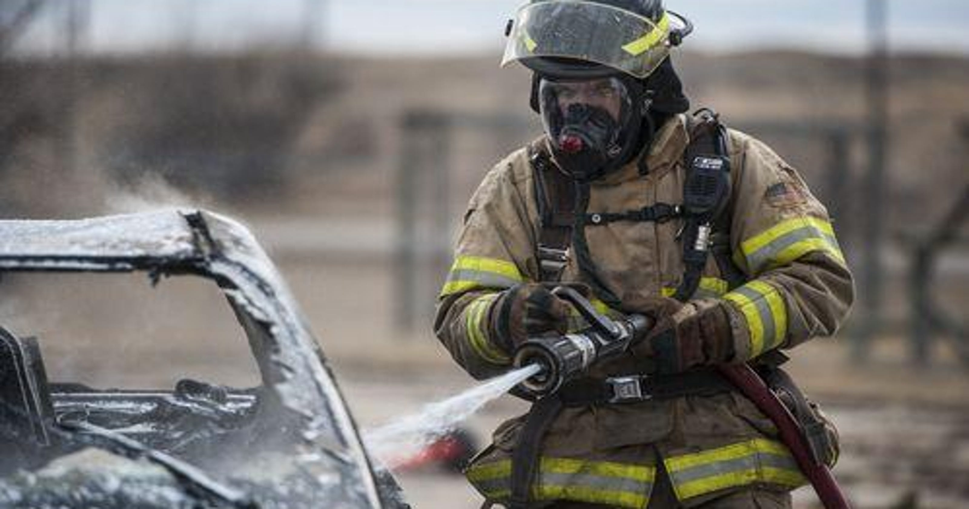 What Does It Take To Become A Firefighter