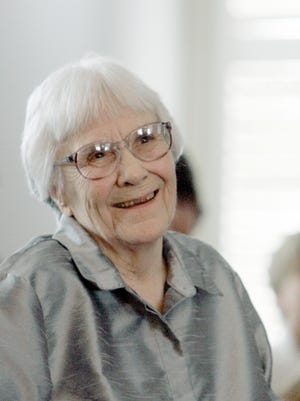 """A New York publisher announced Tuesday that """"Go Set a Watchman,"""" a novel by Harper Lee, author of """"To kill a Mockingbird,"""" will be released July 14."""