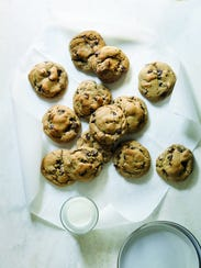 "Chocolate chip cookies from ""Magnolia Table."""