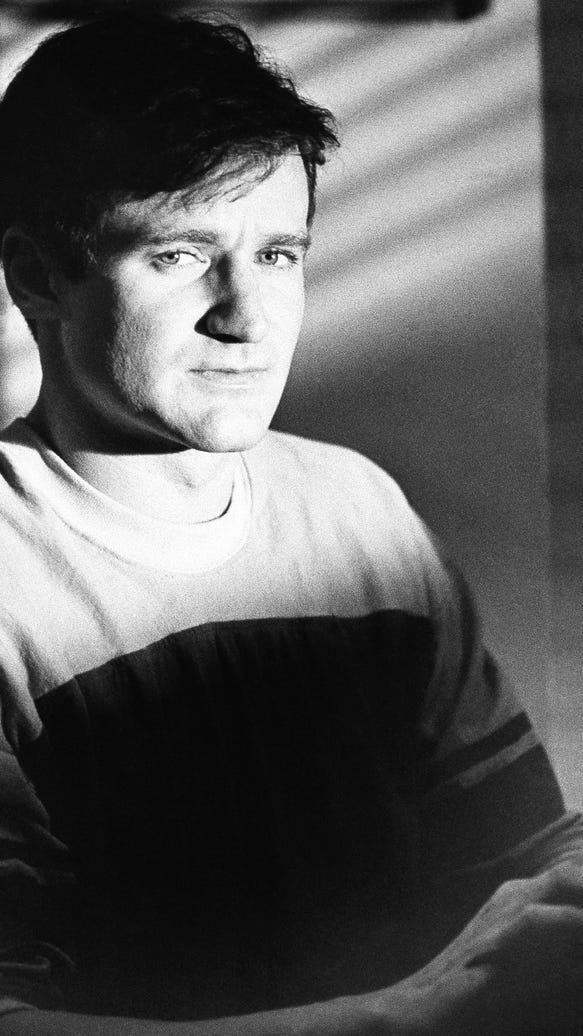 AP APTOPIX OBIT ROBIN WILLIAMS A ENT