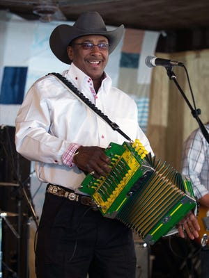 Leroy Thomas is  a zydeco music veteran who is finding fame at home.