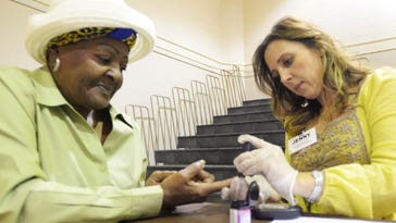 Health fair offers screenings, referrals