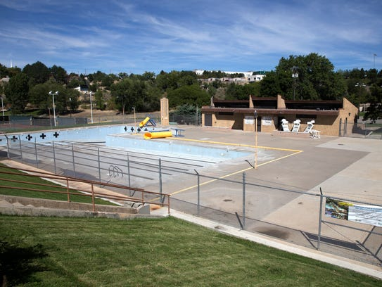 Brookside Pool in Farmington is being replaced by a