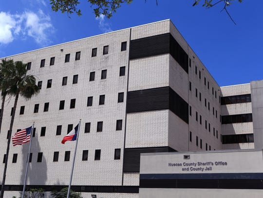 (Caller-Times File) The Nueces County Jail.