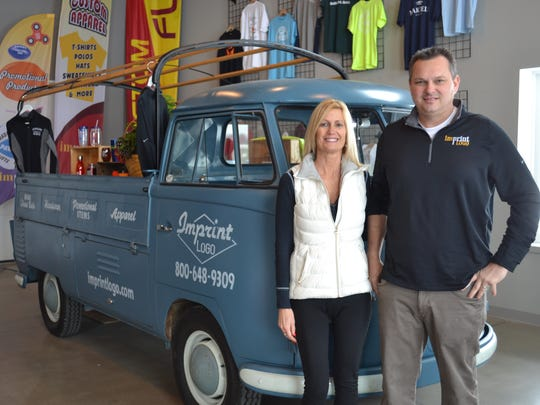 Kellye and Craig Stephens are carrying on a family tradition in the printing business.