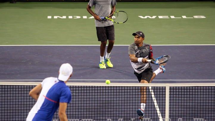 American Rajeev Ram celebrates birthday with an Indian Wells title