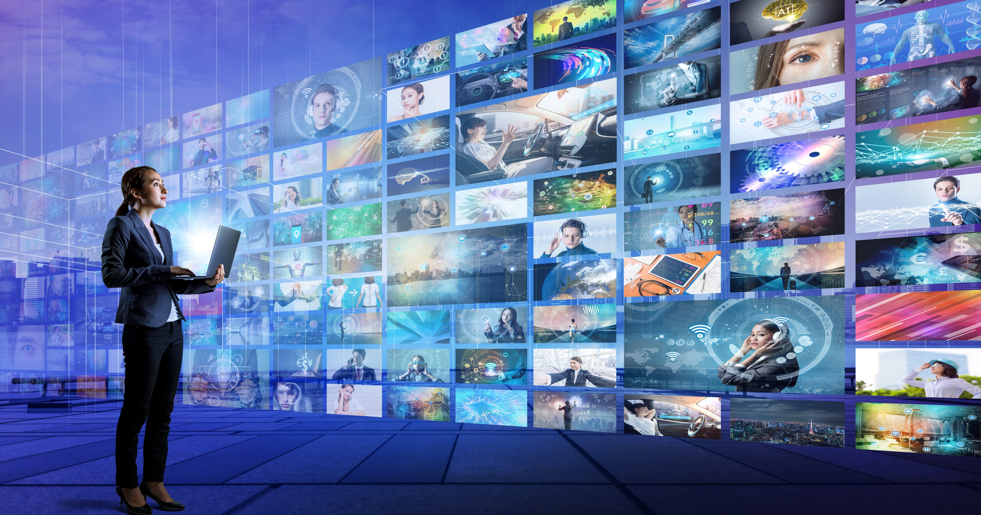 95a703cea77 Techmeme  Survey  average US consumer subscribes to three streaming video  services