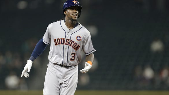 Maybin capped off back-to-back game-winning home runs