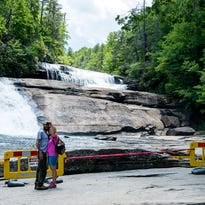 Man drowns in Elk River Falls in Pisgah National Forest, recovery still underway