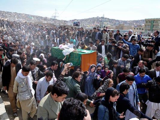 Funeral of Farkhunda
