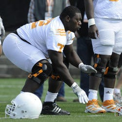 Zach Fulton was the latest former Vol to pay a visit to the program.