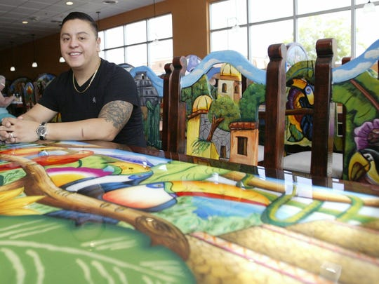 Sergio Hernandez opened El Tequila in Manitowoc in July. He now owns four El Tequila restaurants in Wisconsin.