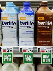 LAF Fairlife Milk