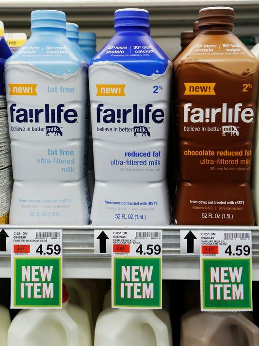 LAF Fairlife Milk