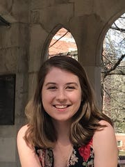 Sommer Schrader recently graduated from Indiana University's School of Education.