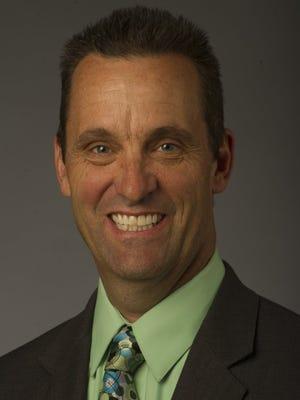 Rep. Steve Knight, R-Lancaster