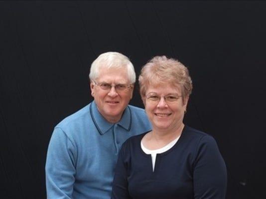 Anniversaries: Harley Marek & Darlene Marek