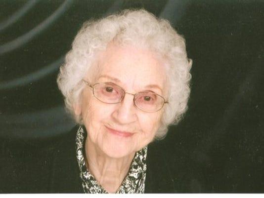 Birthdays: Edna Johnson