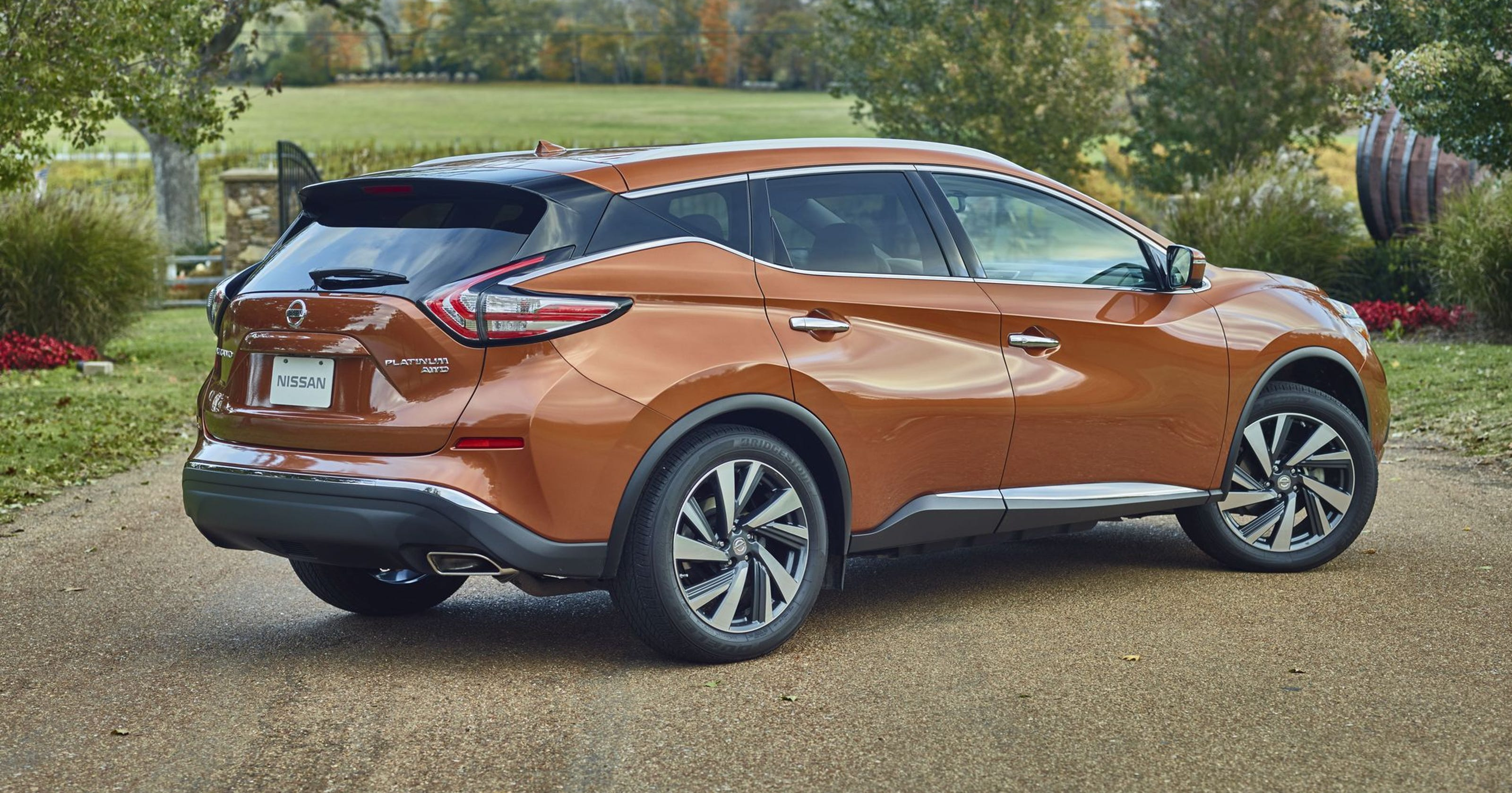 Auto review: 2015 Nissan Murano gives your heart a jolt