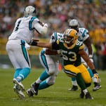 Green Bay Packers linebacker Nick Perry.