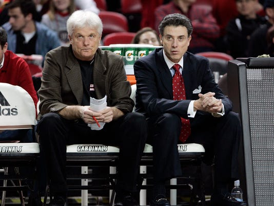 NCAA Basketball: Stetson at Louisville
