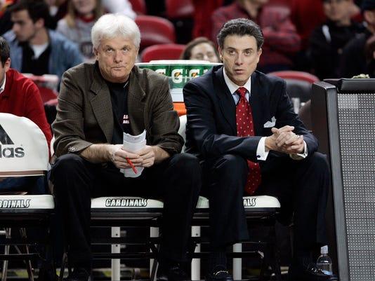 NCAA Basketball: Stetson at Louisville