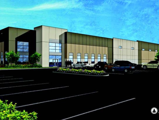 This is what the six buildings NorthPoint plans to