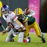 McGinn: Packers failing at forcing fumbles