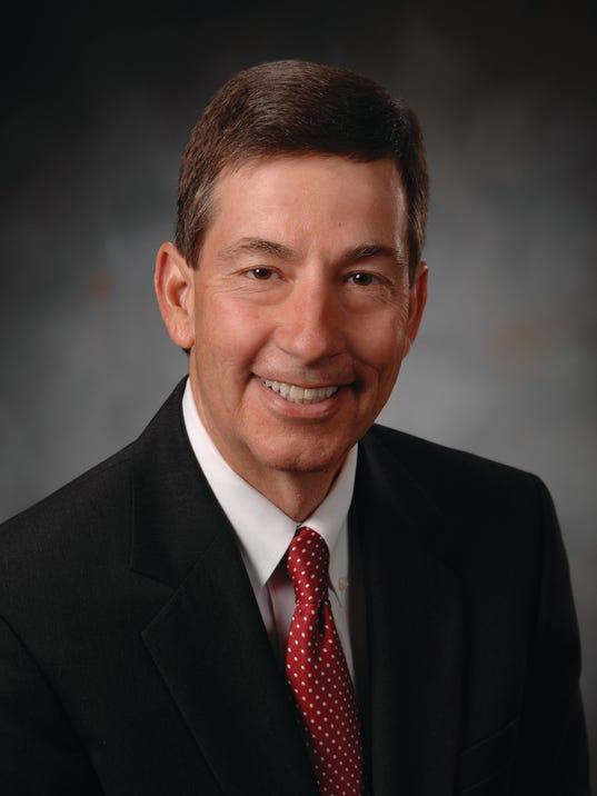 Tom Kazee, University of Evansville President