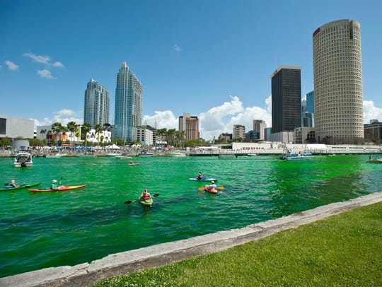 Tampa invites kayakers and boaters to help churn the