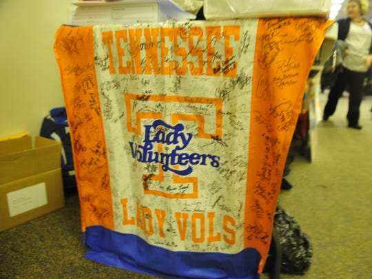 This file image shows the Lady Vols logo.